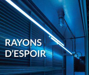 Qualité Air Totale est fier de vous offrir en exclusivité les lampes UV-C de UV Resources