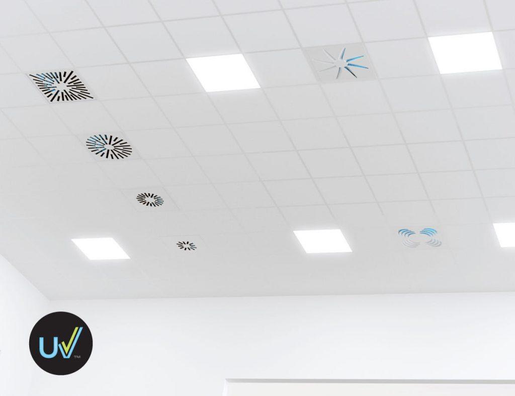 Effectiv Hvac système de ventilation Covid-19